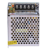 AC 110V TO DC 12V 5A 60W Switch Power Supply Driver adapter For LED Strip Light