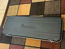 Vintage Ibanez RG570 RG550 S Series Model Guitars Black Hardshell Case w/ Key