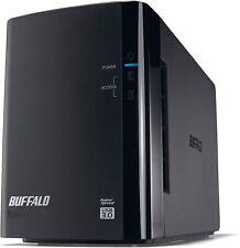 Buffalo DriveStation Duo 2-Bay 4TB RAID USB 3.0 Desktop Hard Drive - HD-WL4TU3R1