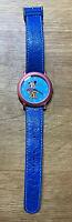 Vintage Lorus Disney Minnie Mouse FAN V501-7A2B Quartz Analog Ladies Watch  Pink