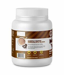Manitoba Harvest Hemp Yeah! Organic Plant-Based Protein Powder, Chocolate, 16oz