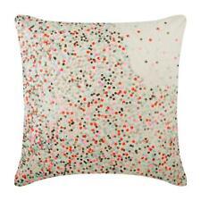 Pink Decorative European Sham 26x26 inch, Silk Ombre - Wonderland Dust