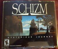 Schizm Mysterious Journey PC CD-ROM