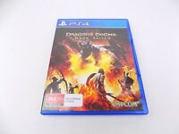 Mint Disc Playstation 4 Ps4 Dragon's Dogma Dark Arisen Free Postage