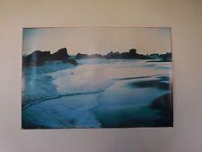 Poster bord de mer lever ou coucher de soleil ARTBOOK by PN