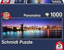 Puzzles et casse-tête en carton paysages, nombre de pièces 1000 - 1999 pièces