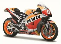 Maisto 1:18 MOTOGP 2018 Honda Repsol Team #93 Marc Marquez Motorcycle Bike Model