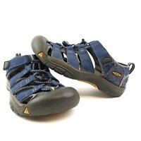 Keen Newport H2 1009962 Youth Blue Waterproof Sport Sandals Size 2