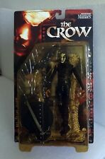 NEW MISP 1999 MOVIE MANIACS THE CROW ERIC DRAVEN FEATURE FILM FIGURE ~SEALED