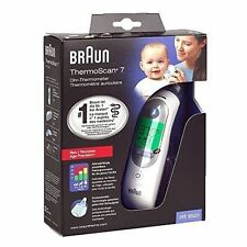 Braun with Memory Baby Thermometers