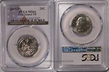 2017 P D S Ozark Riverways NP Quarter 3 Coin Set 25c PCGS MS66 USA Flag
