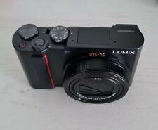 Panasonic LUMIX TZ202 Kompaktkamera - Silber