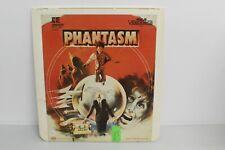 PHANTASM RCA SelectaVision VideoDisc CED CULT CLASSIC Fear the Sphere