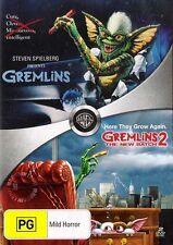 GREMLINS 1 - 2: THE NEW BATCH : NEW DVD