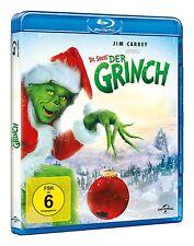 Blu-ray * DER GRINCH ~ Jim Carrey # NEU OVP +