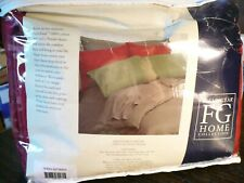 Field Gear 100% Cotton Flannel Queen Sheet Set, Possibly Used Deep pockets for o