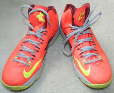 NIKE  RUNNING   SHOES  RED/YELLOW Sz 6