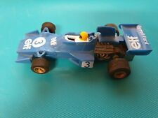 VOITURE SCALEXTRIC : F1 tyrrel ford elf 3 - C121