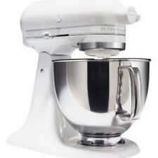 KitchenAid Stand Mixer Tilt Artisan Tilting White RRk150ww Beautiful