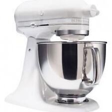 KitchenAid Stand Mixer Tilt Artisan Tilting White RRk150ww Beautiful