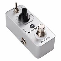 Mooer Micro Compact Noise Killler Noise Gate Effects Pedal,  MNG1