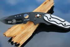 AXIS-LOCK Reisemesser Klappmesser Jagdmesser Columbia  USA Saber SURVIVAL KNIFE