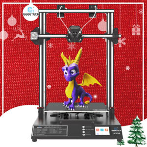 GeeetechA30M Large  2 in 1 Out Mixcolor 3D Printer Dual Extruder 320*320*420mm³
