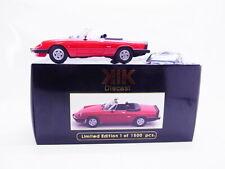 S149 | KK-Scale 180191 Alfa Romeo Spider 3 Serie 2 Modellauto 1986 1:18 rot OVP