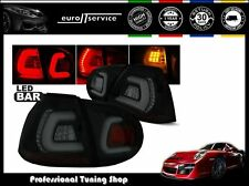 FEUX ARRIERE ENSEMBLE LDVWA4 VW GOLF 5 2003 2004 2005 2006 2008 2009 NOIR LED