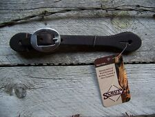 Spur Straps - Sagebrush with SS Buckle (Ladies - Chocolate)