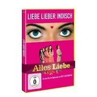LIEBE LIEBER INDISCH (ALLES LIEBE)  DVD NEU