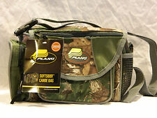 NEW PLANO 3380 CAMO SOFTSIDER FISHING TACKLE SYSTEM CANOE BAG/BOX 3500 STOWAWAY
