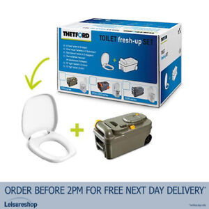 Thetford 2333662 Toilet Fresh-Up Set C200 - Cassette Toilet