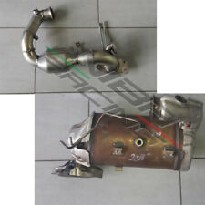 DOWNPIPE 200 CELLE TUBO DPF RENAULT CLIO KANGOO K9K 1.5 DCI 81KW 110CV