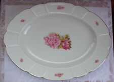 Large 14.5ins x 11ins ART DECO Rosenthal Bavaria Serving Plate / Meat Plate