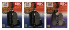 Triumph Tiger 955i 2004-2006 Set of EBC Front and Rear Brake Pads