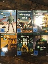 Breaking Bad - Die komplette Serie DVD 6 Staffeln