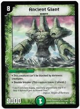 Ancient Giant 48/55 - Duel Masters DM04 - Rare - Englisch - Mint