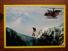 GRANDES JORASSES ascension face Nord Eiger Cervin Christophe Profit  postcard