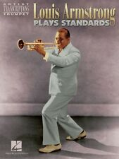 Louis Armstrong Plays Standards Artist Transcriptions - Trumpet Artist 000672481