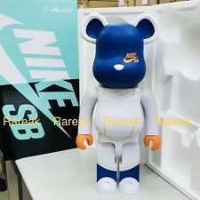 Medicom Be@rbrick 2018 Nike SB Sneaker Dunk Hi Elite 1000% White bearbrick 1pc