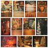 5x7ft Retro Vinyl Christmas Photography Backdrop Photo Studio Prop Background
