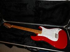 Fender 1981-83 USA Bullet S-2 Dakota Red w/ OHSC