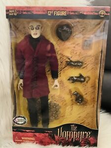 "Max Schreck As The Posses Sideshow Universal Monsters Vampyre Nosferatu 12"" 1/6"