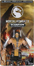 Mortal Kombat X ~ SCORPION ACTION FIGURE ~ Funko