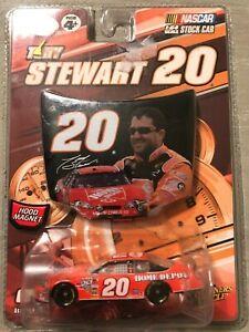 Motorsports Authentics 2001 Tony Stewart #20 Home Depot 1/64 NASCAR Diecast NIB