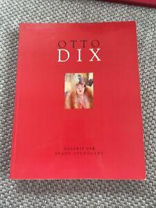 Otto Dix Bestandskatalog Der Galerie der Stadt Stuttgart