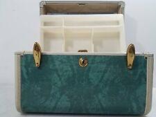 Vintage Blue-Green Samsonite 5112 Luggage CH
