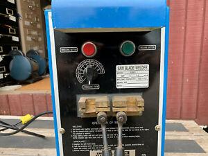 Chicago Electric 03663 Welding System Band Saw Blade Welder Model 03663