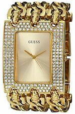 Guess Women's Stainless Steel Quartz (Battery) Wristwatches